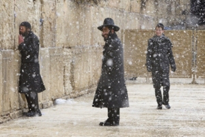 snowfall in jerusalem - jspace