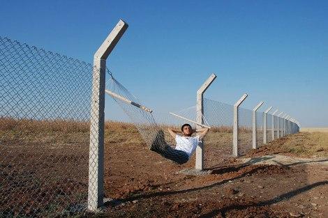 border (hammock) - murat göks 2010