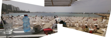 hilton beach panorama 01