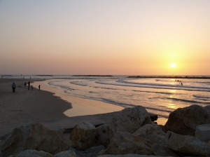 surfing - tel aviv beach 01