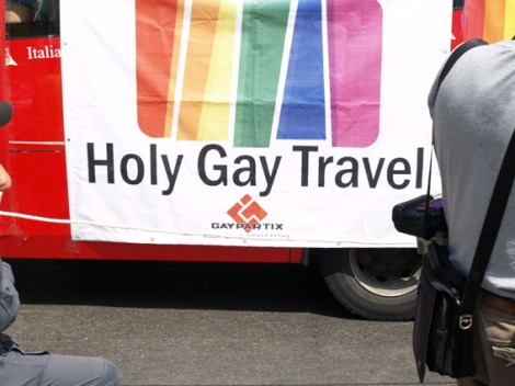 holy gay travel