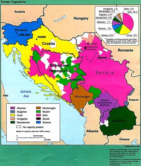 former yogoslavia
