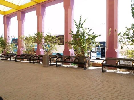 borderland benches