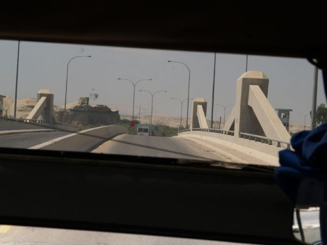 allenby/king hussein bridge