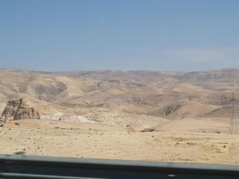 arid slopes