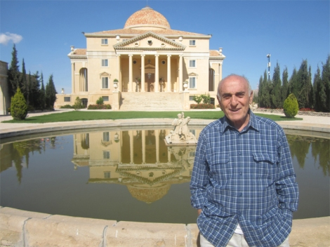 Munib al-Masri and his palladian villa