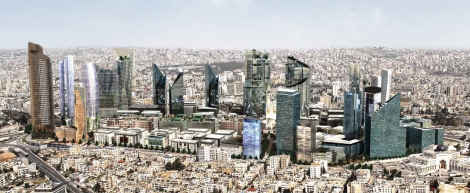 abdali rendering skyline