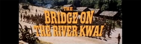 bridge on the river kwai - title