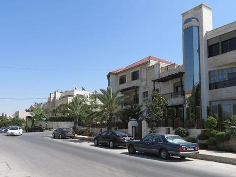 street in abdoun