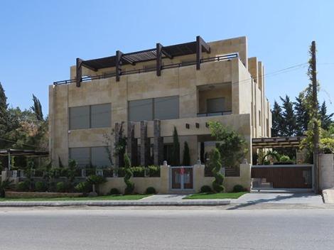 villa in abdoun