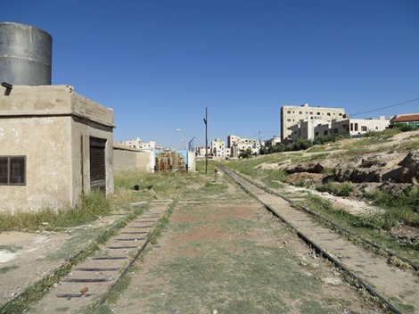 rails in amman