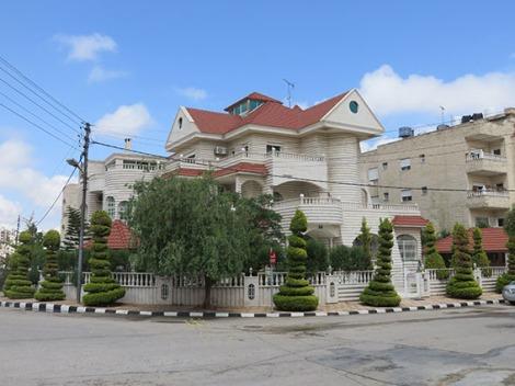 villa in khalda
