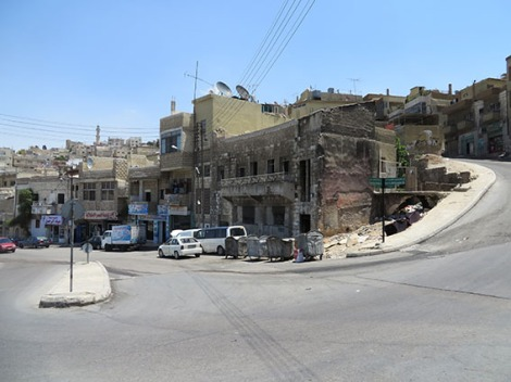 street scene jabal ashrafiyya