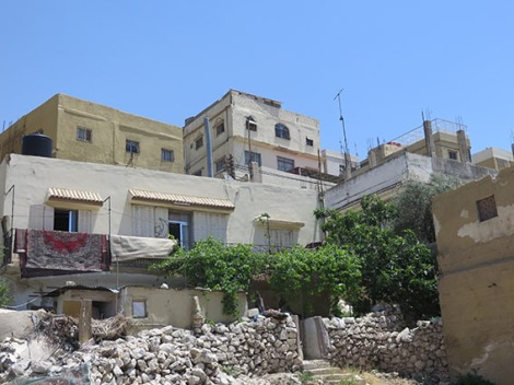 houses on jabal ashrafiyyah