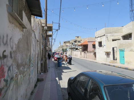 street on jabal nadhif